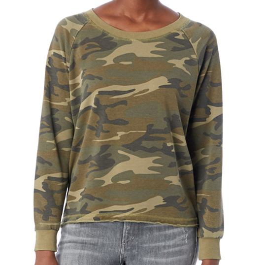 08626FJ Alternative Lazy Day Pullover Sweatshirt