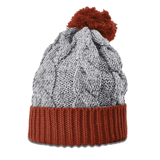 f3f166e4295bed 141 Richardson Chunk Twist Knit Cuff Beanie | South by Sea