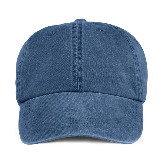 146 Anvil Solid Low-Profile Twill Cap