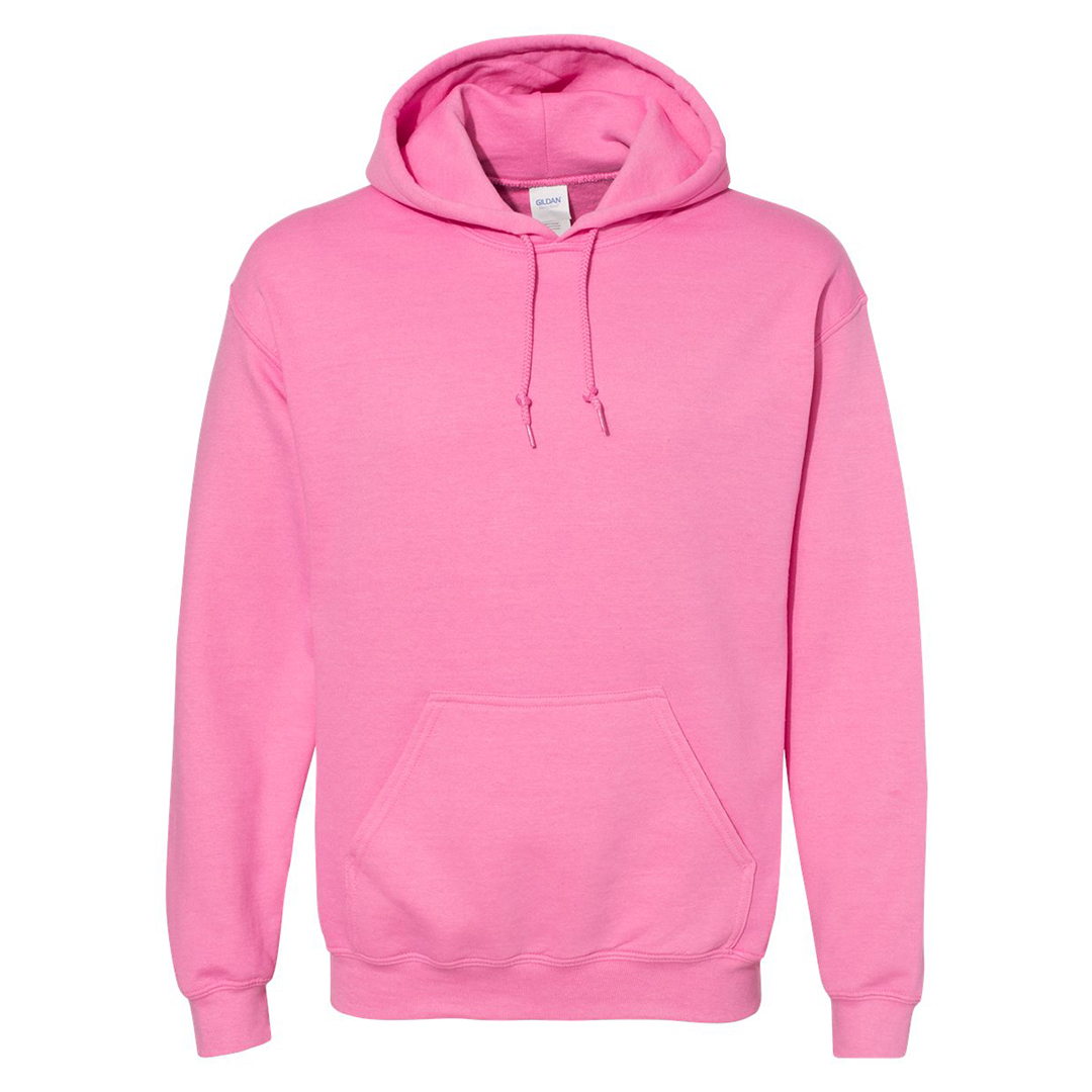 18500 Gildan Pullover Hooded Sweatshirt