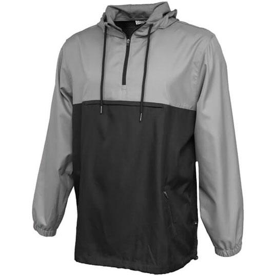 2501 Pennant Sportswear Men s Colorblock Anorak  33c72d159