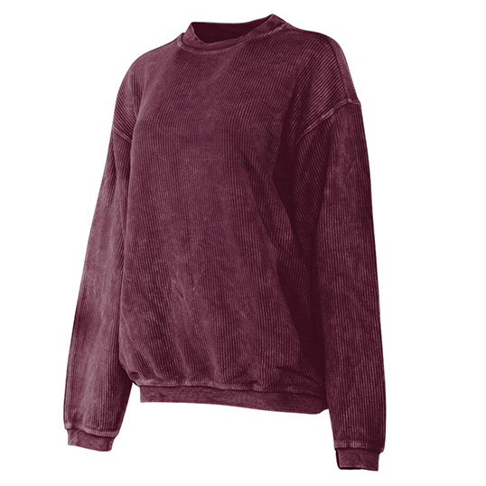 443 Corded Crewneck Sweatshirt
