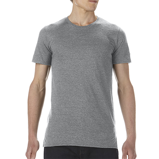 5624AN Anvil Lightweight Adult Long and Lean Tee