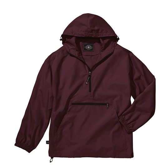 9904 Charles River Pack-N-Go Pullover