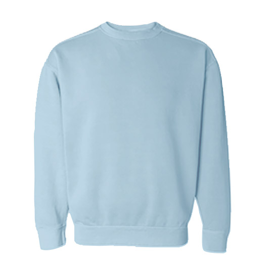 1566 Comfort Colors Heavyweight Crewneck Sweatshirt