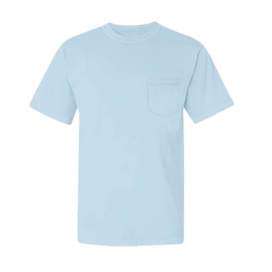 6030 Comfort Colors Heavyweight Pocket T-Shirt