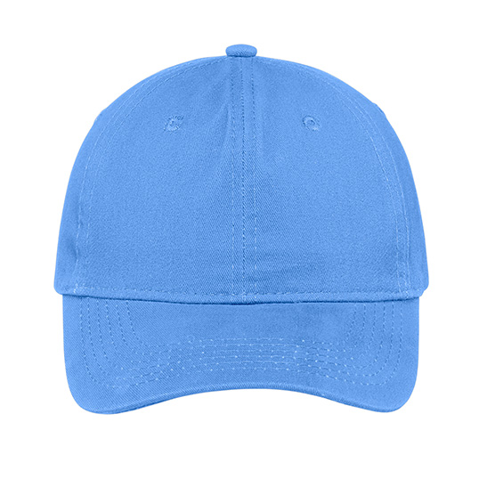 cp77 port & company brushed twill low profile cap