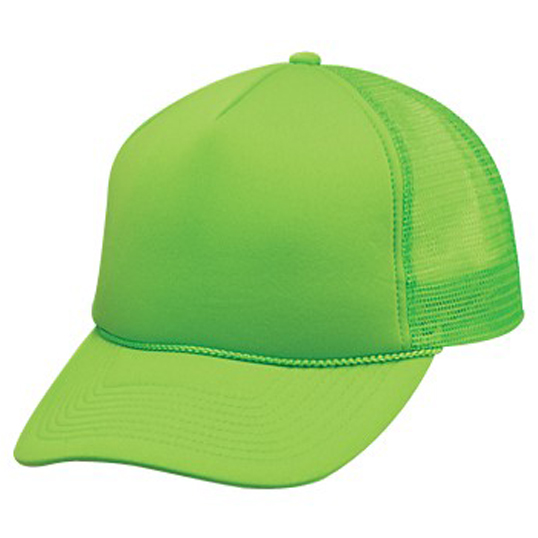 18d804ff583 Neon CS-91N Foam Dome Mesh Back Cap