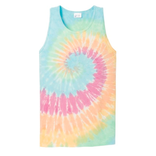 Port & Company Essential Tie Dye Tank Top PC147TT