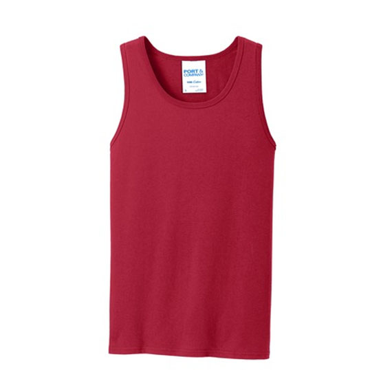 Port & Company Core Cotton Tank Top PC54TT