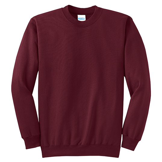 PC78 Port and Company Core Fleece Crewneck Sweatshirt