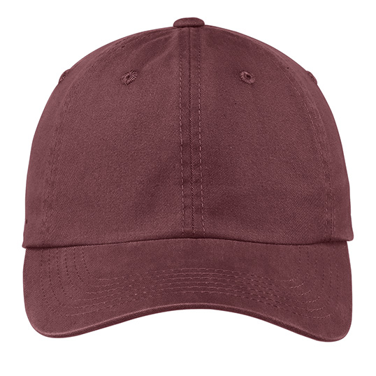 86e8009f70ed0f PWU Port Authority Garment Washed Cap