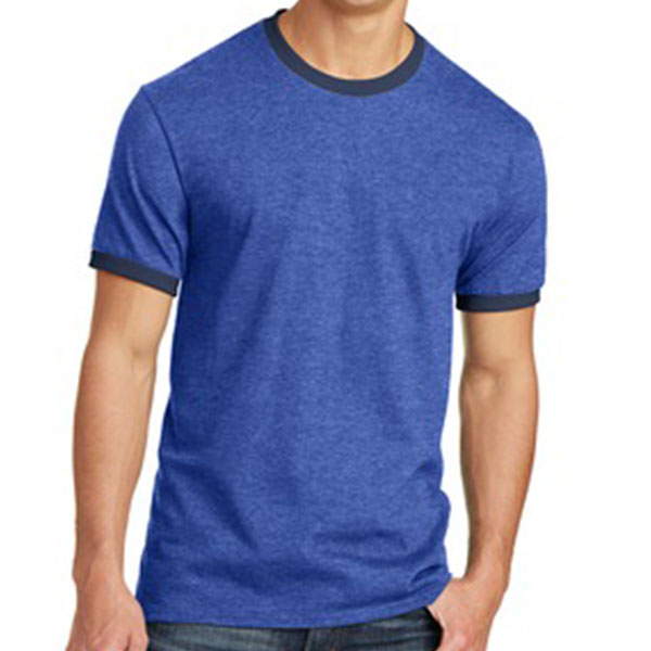 pc54r port and company core cotton ringer tee