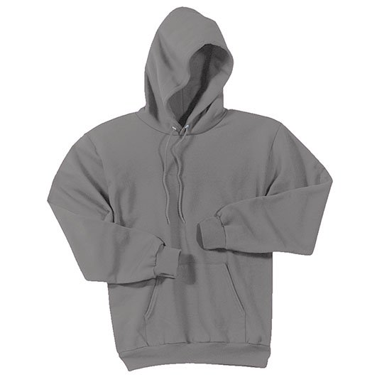 Port & Company Core Fleece Pullover Hooded Sweatshirt PC78H